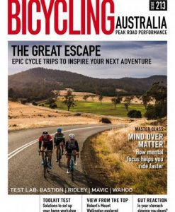 Bicycling Australia Magazine 12 Month Subscription