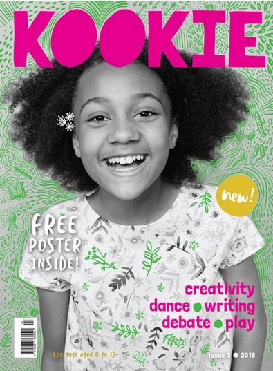 KOOKIE Magazine 12 Month Subscription