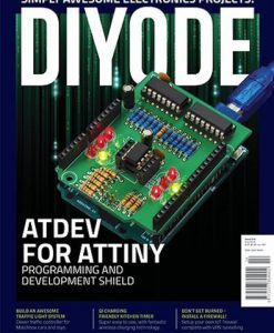 DIYODE Magazine 12 Month Subscription