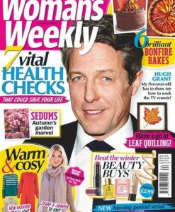 Woman's Weekly (UK) Magazine 12 Month Subscription