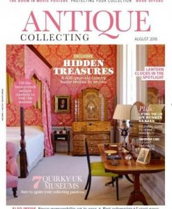 Antique Collecting (UK) Magazine 12 Month Subscription