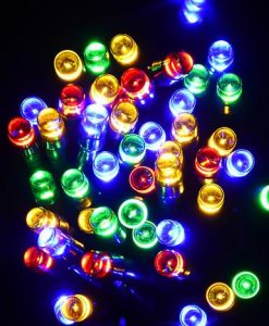 500 Multicolour Multi Function LED Lights with Bluetooth Control - 29m
