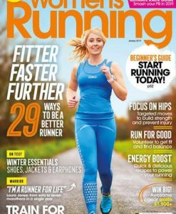 Women's Running (UK) Magazine 12 Month Subscription