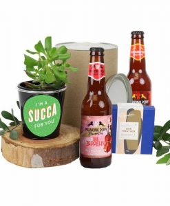 I'm a Succa For You & Craft Beer Hamper