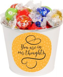 You're in My Thoughts Choc Bucket