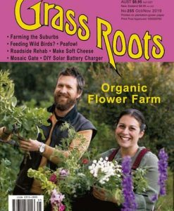 Grass Roots Magazine 12 Month Subscription