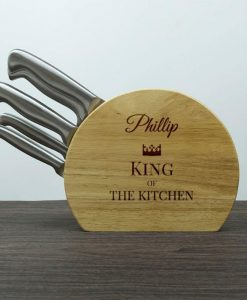 The King's 5pc Stainless Knife Set