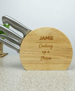 Cooking Up A Storm 5pc Stainless Knife Set