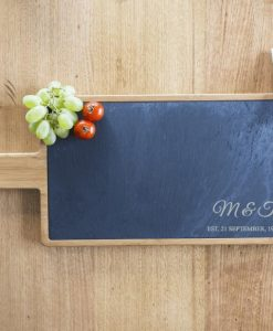 Tranters Initial and Date Serving Board