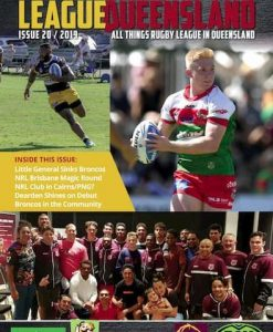 League Queensland Magazine 12 Month Subscription