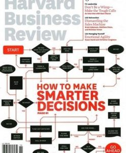 Harvard Business Review (USA) Magazine 12 Month Subscription