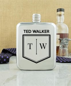 Classic Contemporary Hip Flask