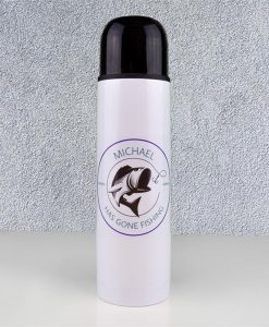 Fishing Personalised Thermal Flask