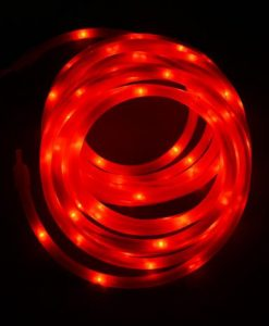 100 LED Red Rope Light with USB Connector - 5m