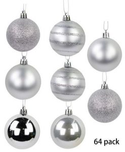 Complete Bauble Set with Gloss