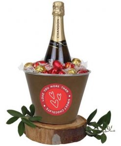 Valentine Chandon Mega Bucket