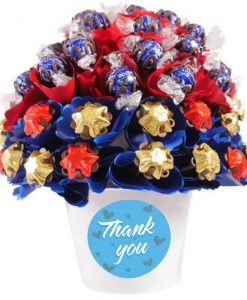 Thank You Medium Dark Chocolate Bouquet