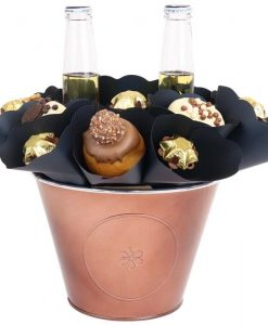 Donut & Corona Bouquet Medium