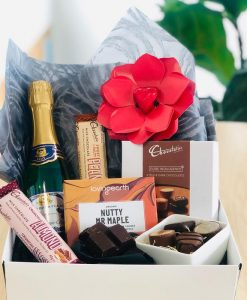 French Sparkling Chocolate Hamper