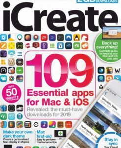 iCreate (UK) Magazine 12 Month Subscription