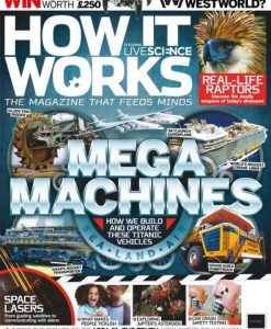 How it Works (UK) Magazine 12 Month Subscription
