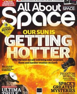 All About Space (UK) Magazine 12 Month Subscription