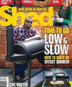 The Shed (NZ) Magazine 12 Month Subscription