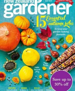 NZ Gardener (NZ) Magazine 12 Month Subscription