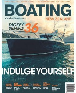 Boating NZ (NZ) Magazine 12 Month Subscription