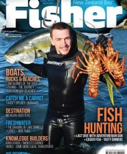 NZ Bay Fisher (NZ) Magazine 12 Month Subscription