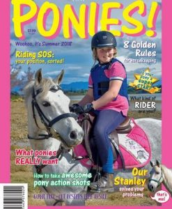 PONIES! (NZ) Magazine 12 Month Subscription