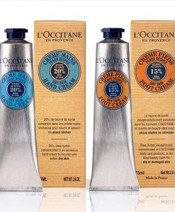 L'Occitane Shea Butter Hand & Foot Gift Set