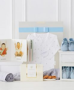 Ten Little Fingers Ten Little Toes Baby Boy Hamper