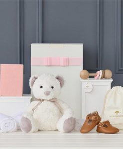 Sheridan Bear Baby Girl Hamper