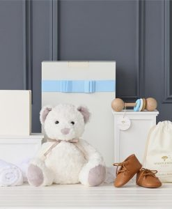 Sheridan Bear Baby Boy Hamper