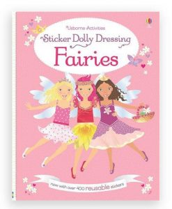 Sticker Dolly Dressing Fairies Activity Book