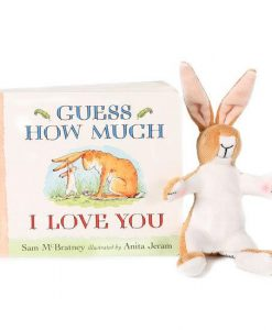 Guess How Much I Love You Book & Toy Set