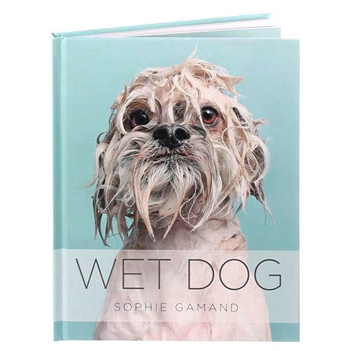 Wet Dog Coffee Table Book