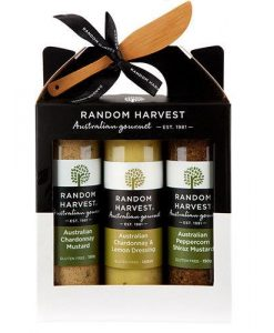 Random Harvest Food & Wine Trio