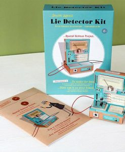 Rex Secret Agent Lie Detector