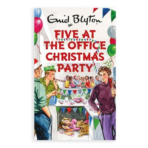Five At The Office Christmas Party Book