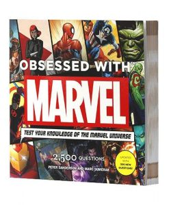 Obsessed With Marvel Book
