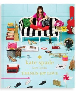 Kate Spade 'Things We Love' Coffee Table Book