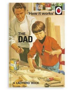 How It Works: The Dad Hardcover Book
