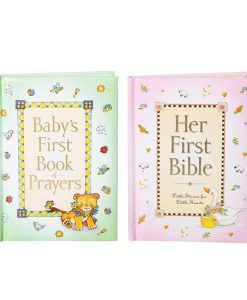 Her First Bible & Prayers