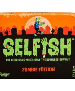"""Ridleys Selfish """"Zombie Edition"""" Card Game"""
