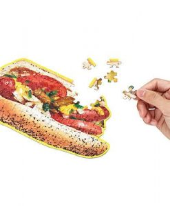 Areaware Hot Dog Puzzle