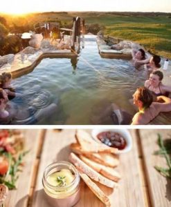 Lunch & Hot Springs For 2