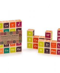 Uncle Goose Wooden Periodic Table Blocks