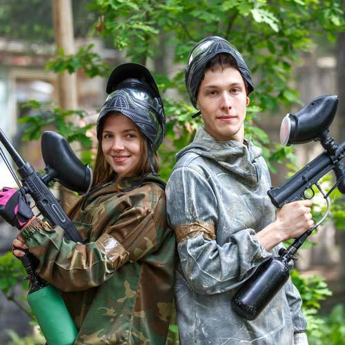 Total Annihilation Paintball Experience